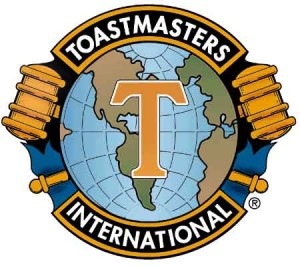 Globe with Gavels and Toastmaster International