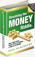 MoneyRiddle Resolving The Money Riddle by Paul Blackburn