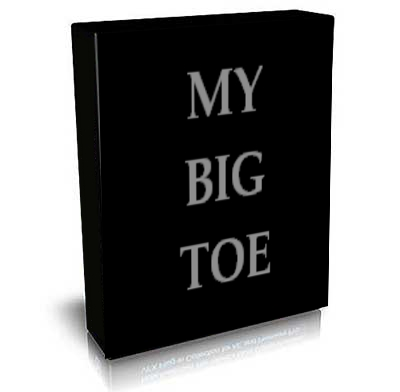 The Digitally Remastered My Big Toe Director's Cut Limited Edition Collector's Box Set